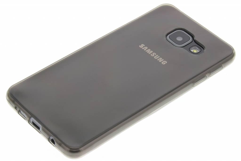 Grijs ultra thin transparant TPU hoesje voor de Samsung Galaxy A3 (2016)