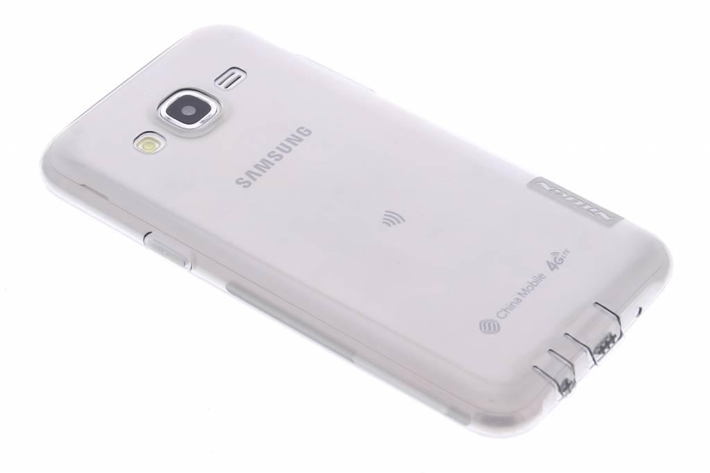 Nillkin Nature TPU case voor de Samsung Galaxy J5 - Grijs