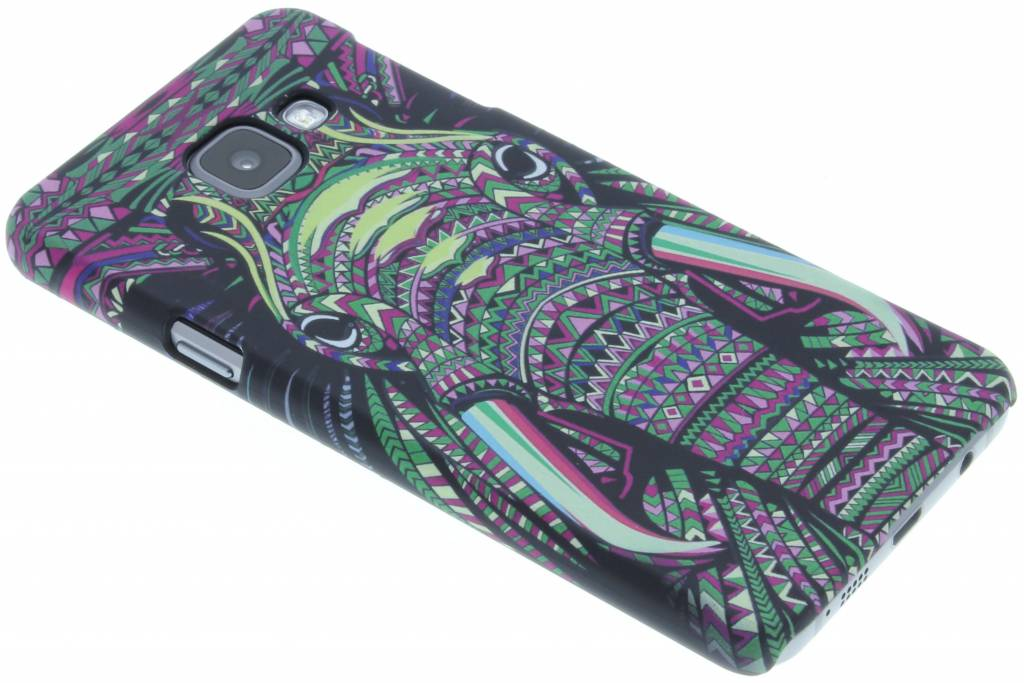 Olifant aztec animal design hardcase hoesje voor de Samsung Galaxy A3 (2016)
