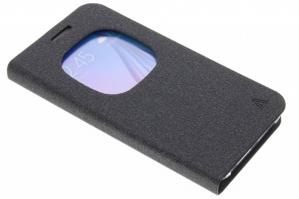 View Flip Case voor de Samsung Galaxy S6 - Black