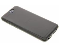 Grijs transparant gel case HTC One A9