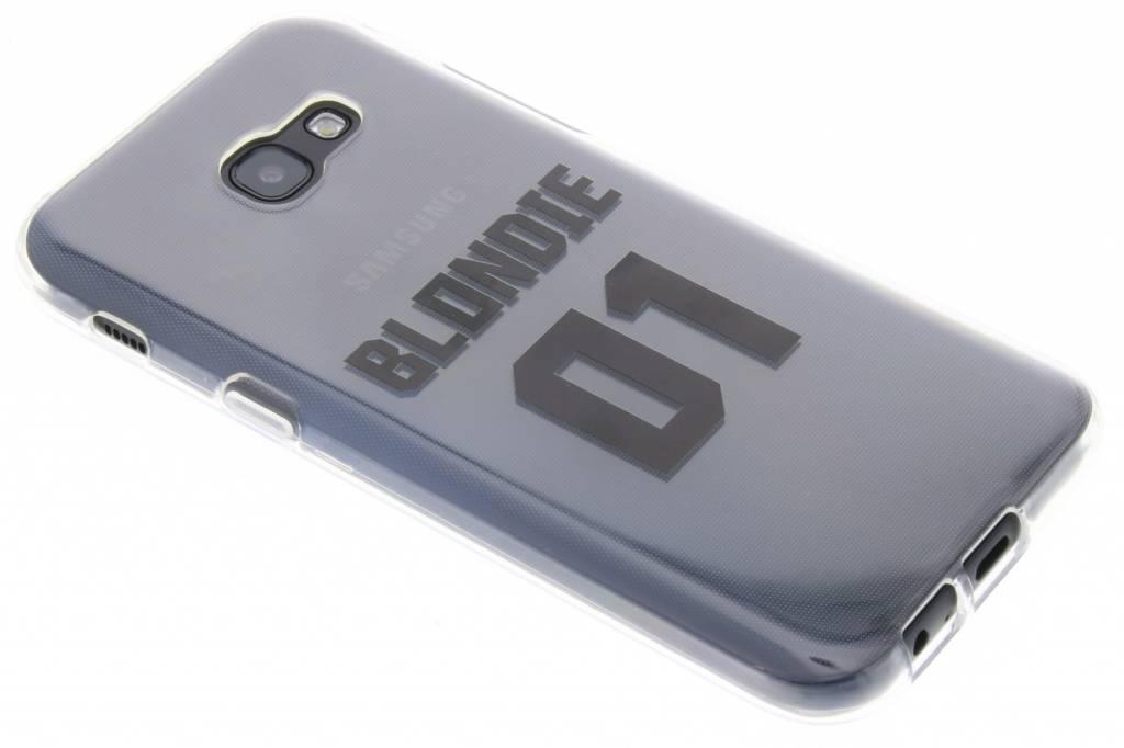 BFF Blondie Love TPU hoesje voor de Samsung Galaxy A5 (2017)