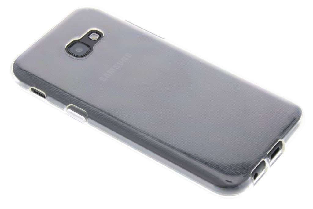 Accezz TPU Clear Cover voor de Samsung Galaxy A5 (2017) - Transparant