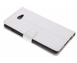 Zakelijke TPU booktype hoes Vodafone Smart Ultra 7