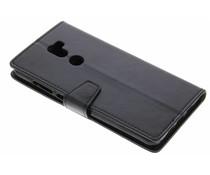 Zwart zakelijke TPU booktype hoes Xiaomi Mi 5s Plus