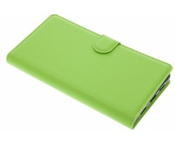 Groen zakelijke TPU booktype hoes Xiaomi Mi Mix