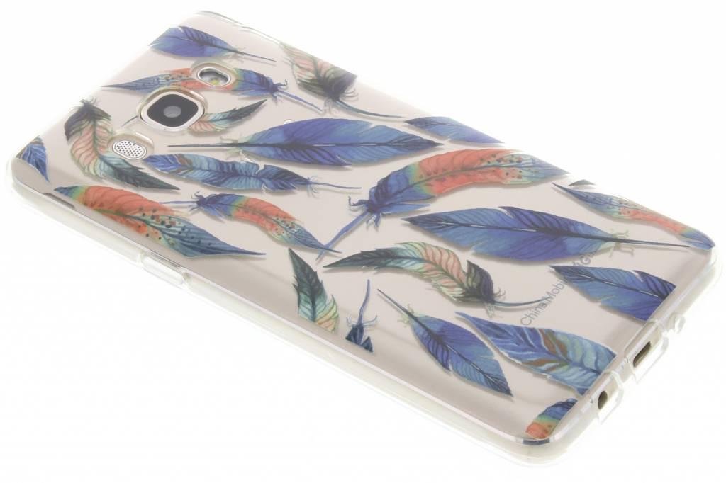 Ibiza feather case voor de Samsung Galaxy J5 (2016)