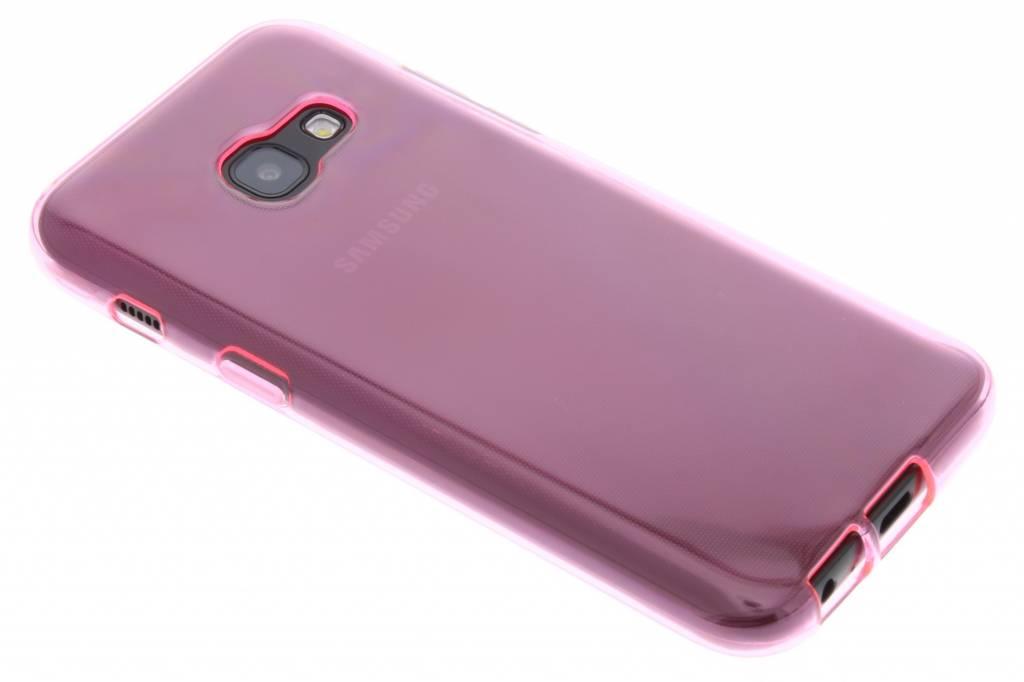 Rose Cas De Gel Transparent Pour Le Degré De Huawei iAXKabLPF