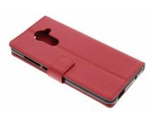 Zakelijke TPU booktype hoes Vodafone Smart Platinum 7