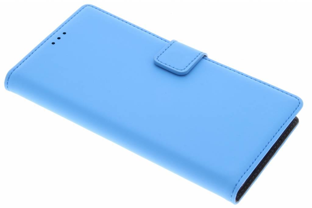 Mobiparts Premium Wallet Case voor de Samsung Galaxy A5 (2016) - Light Blue