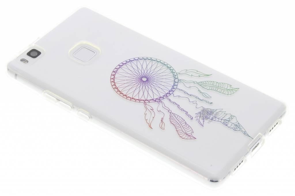 Multicolor dromenvanger design TPU hoesje voor de Huawei P9 Lite