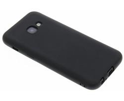Zwart Color TPU hoesje Samsung Galaxy A3 (2017)