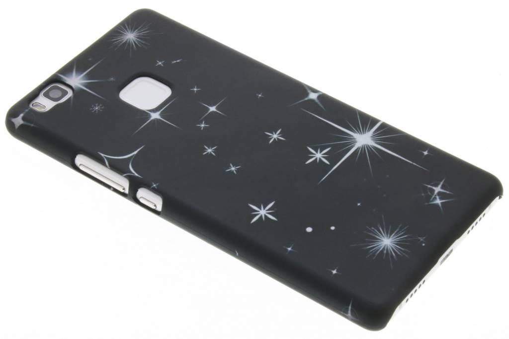 Sterren design hardcase hoesje voor de Huawei P9 Lite