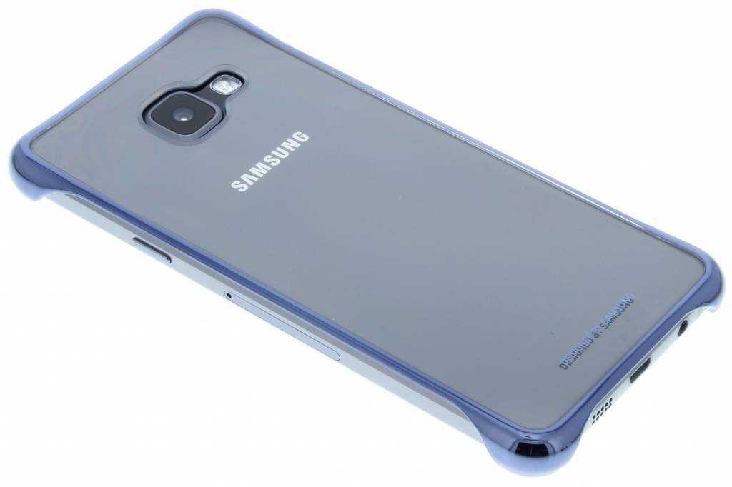 Samsung originele Clear Cover voor de Galaxy A3 (2016) - Donkerblauw