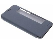 Nillkin Zwart Sparkle slim booktype Huawei Mate 9 Pro