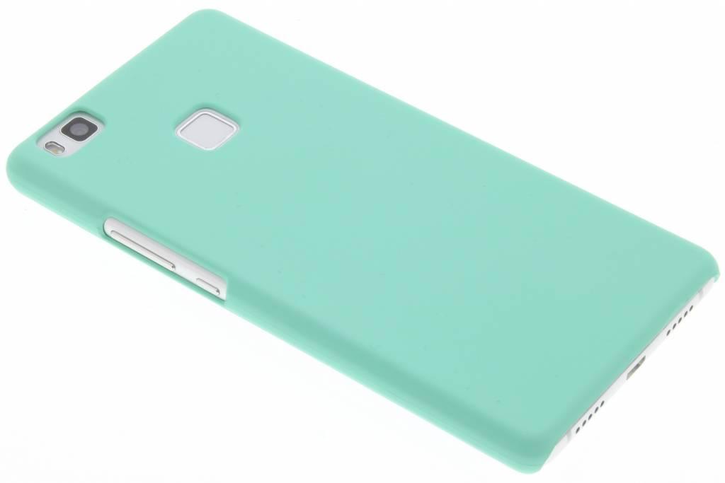 Mintgroen pastel hardcase hoesje voor de Huawei P9 Lite