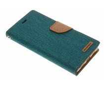 Mercury Goospery Canvas Diary Case Huawei P9 Lite