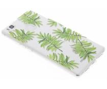 Fashionchick Leaves Softcase Huawei P9 Lite