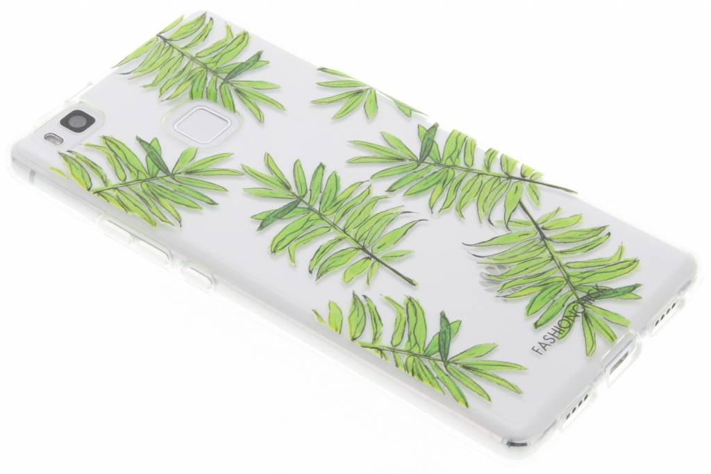 Fashionchick Leaves Softcase voor de Huawei P9 Lite