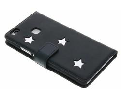 Fabienne Chapot Silver Reversed Star Booktype Huawei P9 Lite