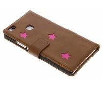 Fabienne Chapot Pink Reversed Star Booktype Huawei P9 Lite