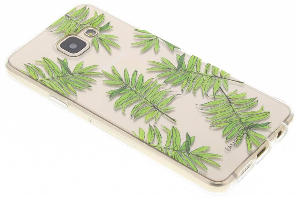 Fashionchick Leaves Softcase voor de Samsung Galaxy A3 (2016)