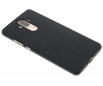 Nillkin Zwart Synthetic fiber case Huawei Mate 9