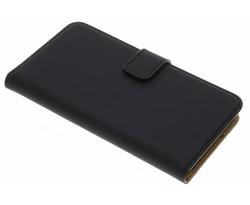 Selencia Zwart Luxe Book Case Lenovo K5