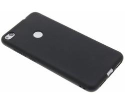 Zwart Color TPU hoesje Huawei P8 Lite (2017) / P9 Lite (2017)