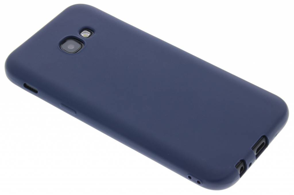 Blauwe Color TPU hoesje voor de Samsung Galaxy A5 (2017)