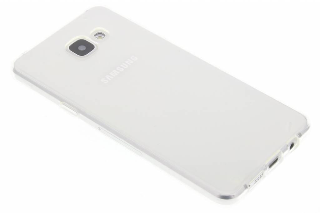 Accezz TPU Clear Cover voor de Samsung Galaxy A5 (2016) - Transparant