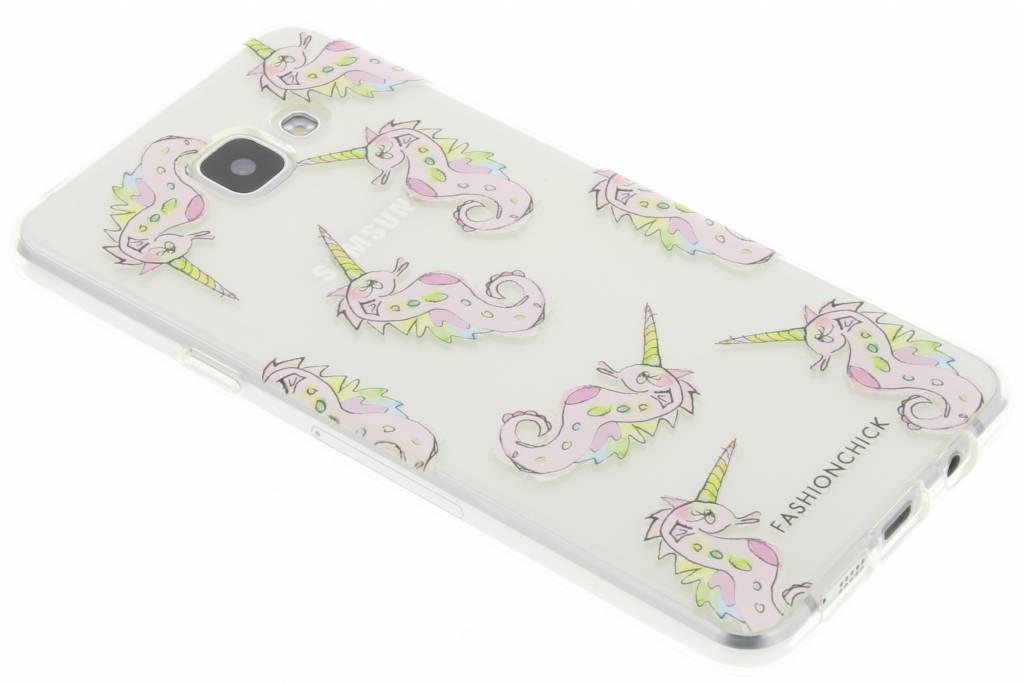 Fashionchick Unihorse Softcase voor de Samsung Galaxy A5 (2016)
