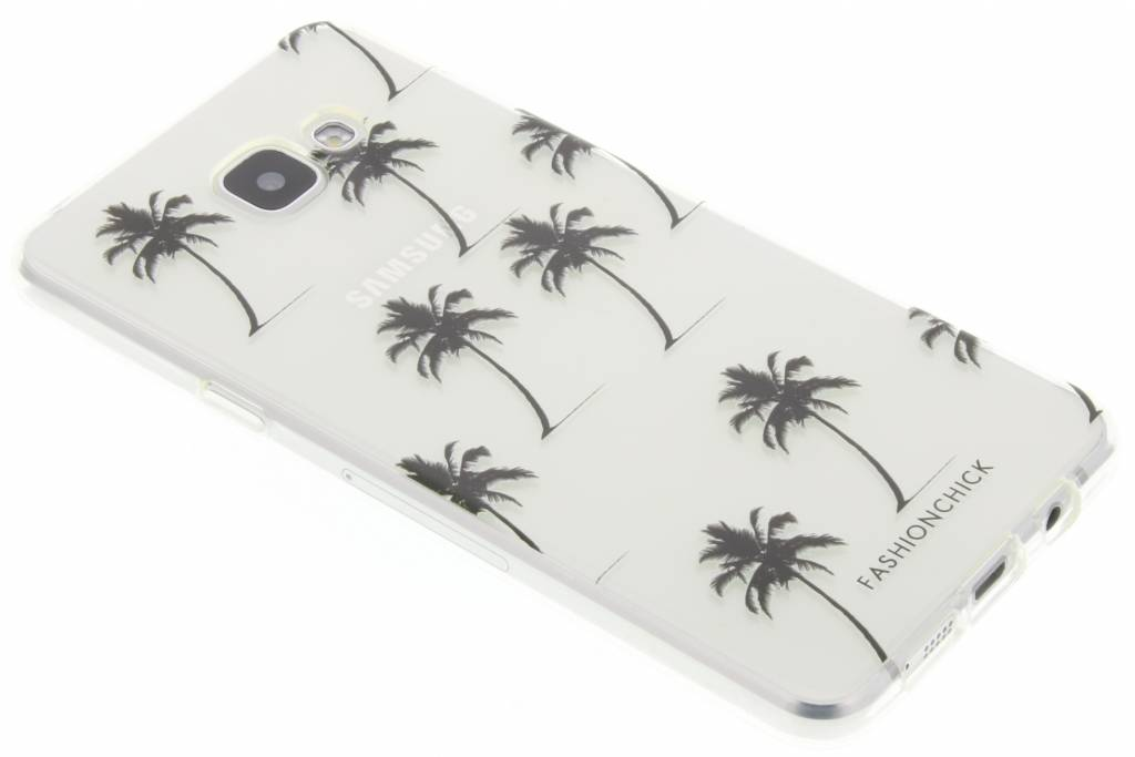 Fashionchick Palmtrees Softcase voor de Samsung Galaxy A5 (2016)