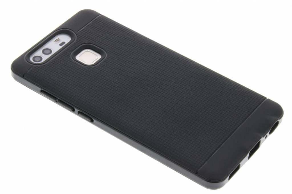 Zwarte TPU Protect case voor de Huawei P9