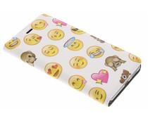 Emoji Design Booklet Huawei Nova