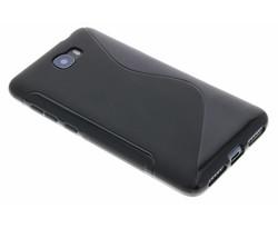 Zwart S-line TPU hoesje Huawei Y5 2 / Y6 2 Compact