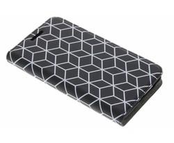 Cubes Design Booklet Samsung Galaxy S2 (Plus)