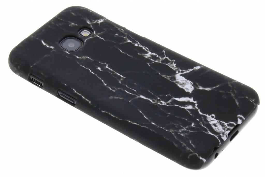 Regarder Marbre Noir Couverture Étui Rigide Pour Samsung Galaxy S, Plus S9