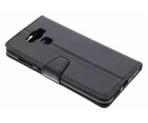 Zwart Zakelijke Booklet Asus Zenfone 3 Max ZC553KL