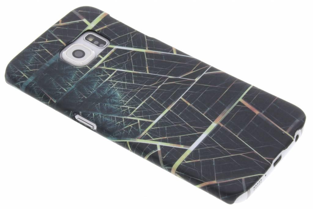Grafisch design hardcase hoesje voor de Samsung Galaxy S6 Edge