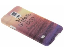 Design hardcase hoesje Galaxy S5 (Plus) / Neo