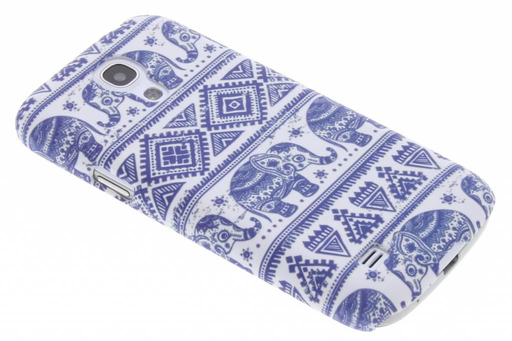 Olifant design hardcase hoesje voor de Samsung Galaxy S4 Mini