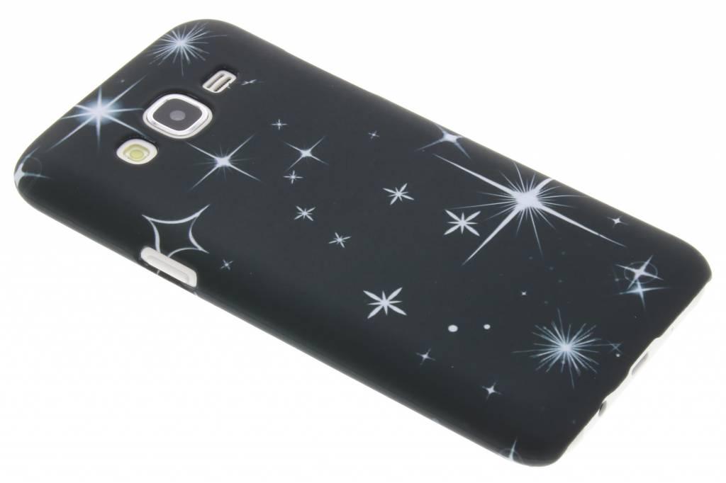 Sterren design hardcase hoesje voor de Samsung Galaxy J5
