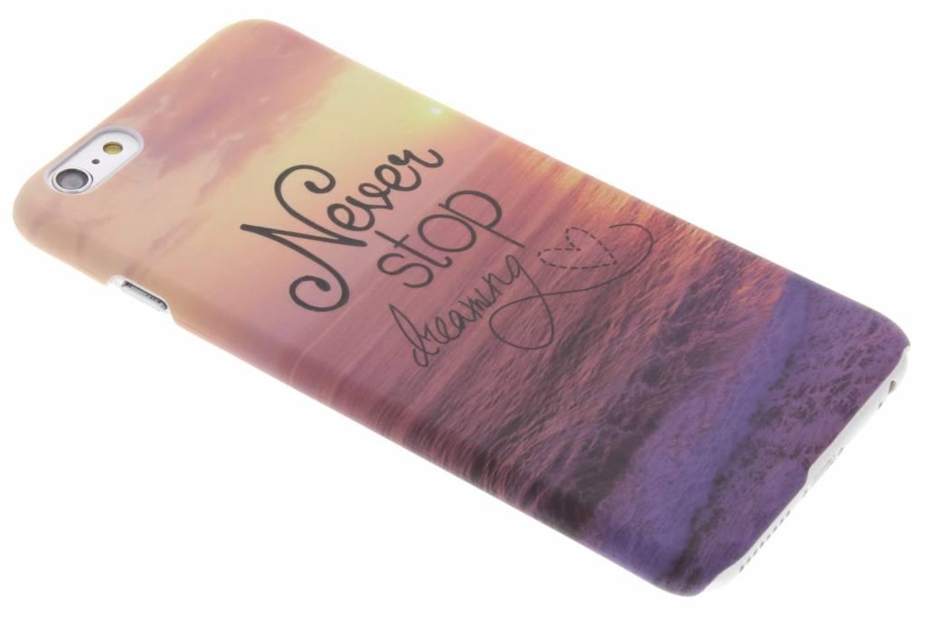 Dreaming design hardcase hoesje voor de iPhone 6(s) Plus