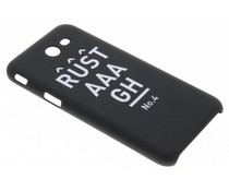 Rustaaagh No 4 hardcase hoesje Samsung Galaxy J3 (2017)