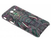 Aztec animal Design hardcase hoesje Samsung Galaxy J3 (2017)