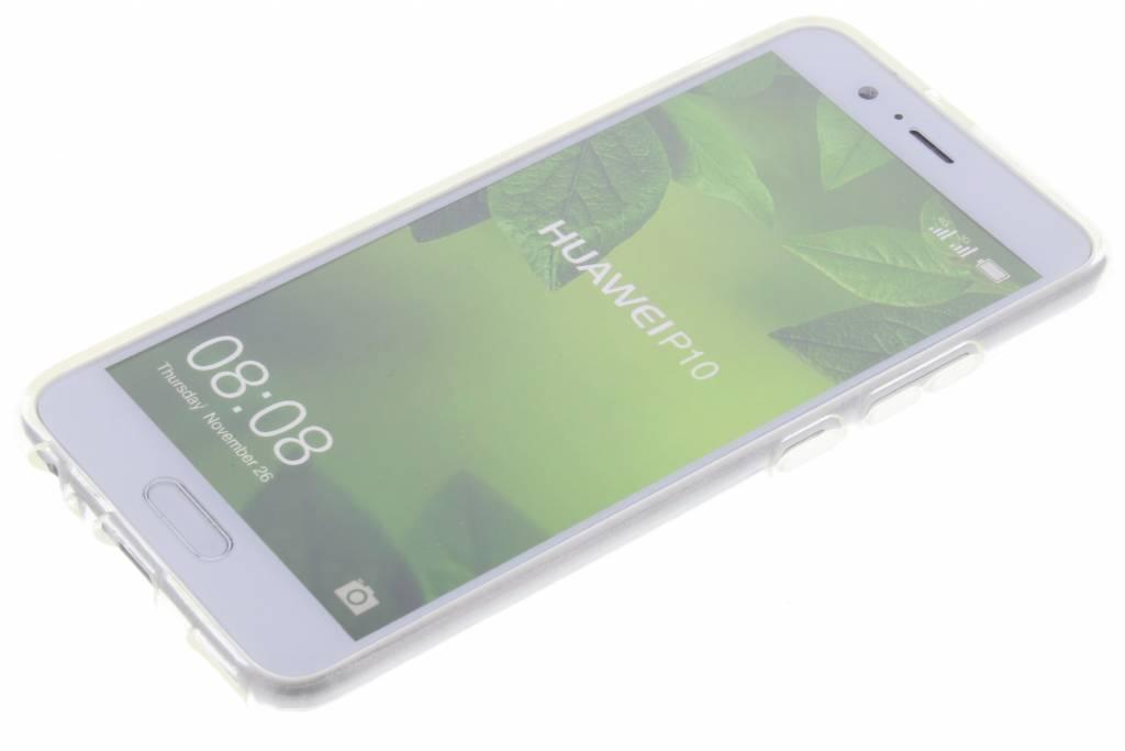 Cas De Gel Turquoise Transparent Pour Huawei Y5 ovxjFIdIZ