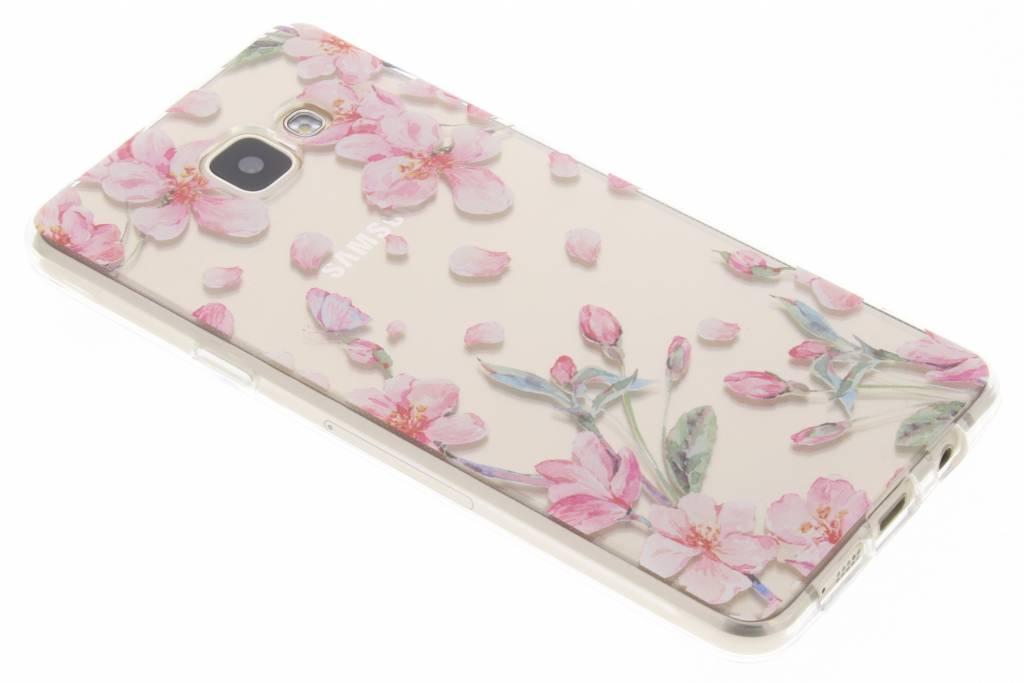 Bloesem Watercolor TPU hoesje voor de Samsung Galaxy A5 (2016)