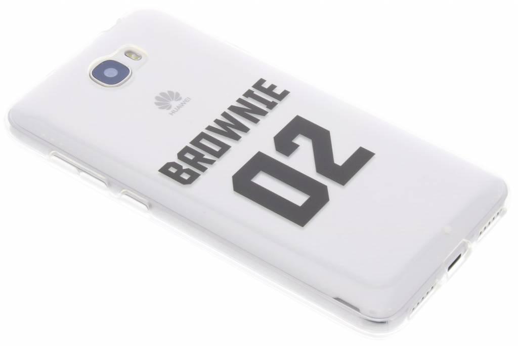 BFF Brownie Love TPU hoesje voor de Huawei Y5 2 / Y6 2 Compact