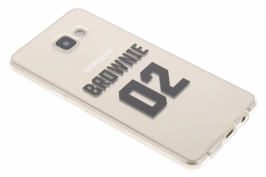 BFF Brownie Love TPU hoesje voor de Samsung Galaxy A5 (2016)